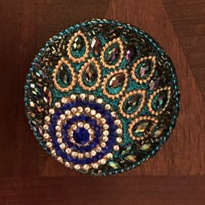 Small Jeweled Box from Pier 1